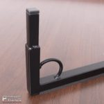 Pleasure Tools frame buis onder detail hoek