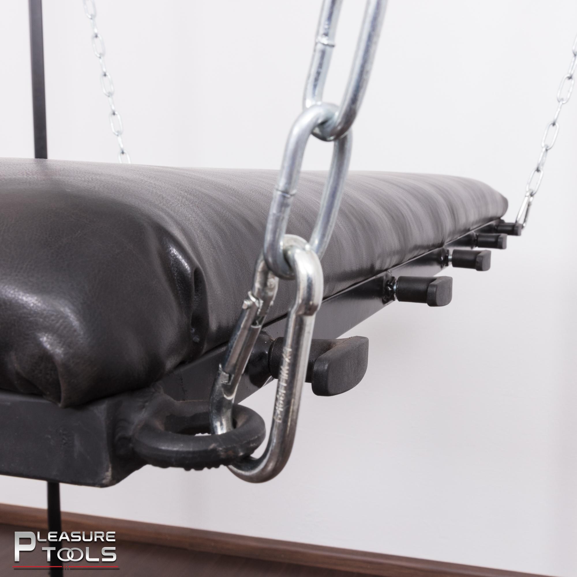 Pleasure Tools bondagetafel detail