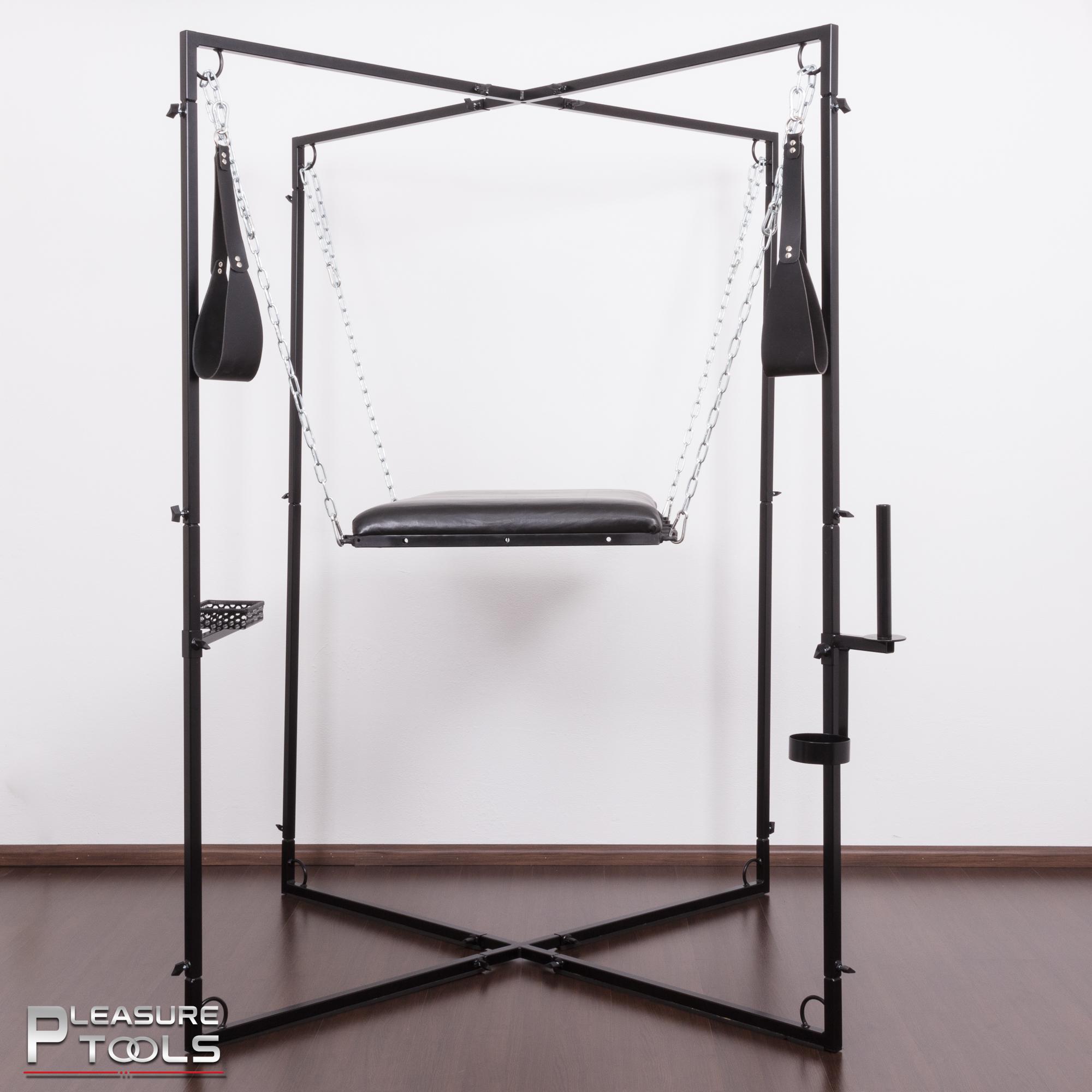 Pleasure Tools bondagetafel met beenlussen